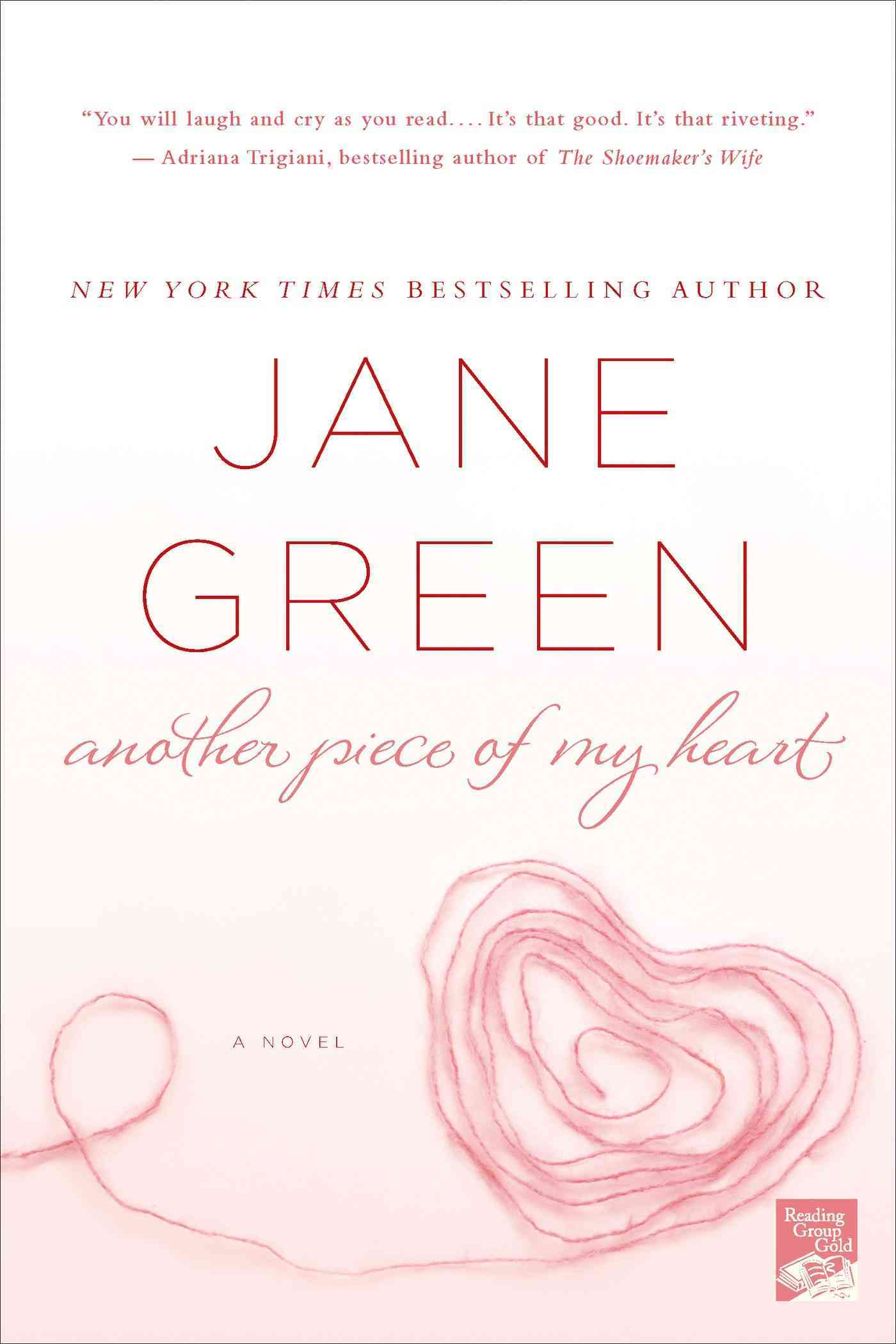 Another Piece of My Heart By Green, Jane